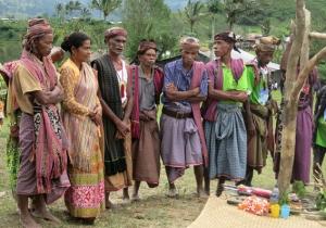 Timorese elders