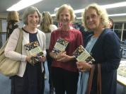 Prue Todd, Anne Dykes and Jenny Will